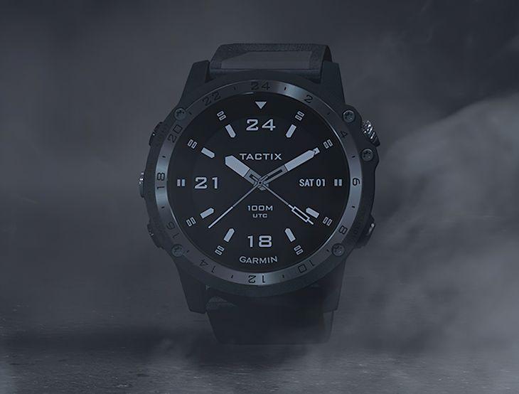 Szalenie drogi smartwatch Garmin tactix Delta to sprzęt dla komandosa, jak i amatora gadżetów