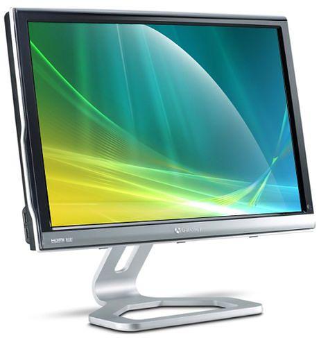 Gateway XHD3000, FHD2400, HD2200 - nowa linia monitorów