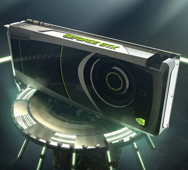 Nvidia GeForce GTX 680 (fot. Nvidia)