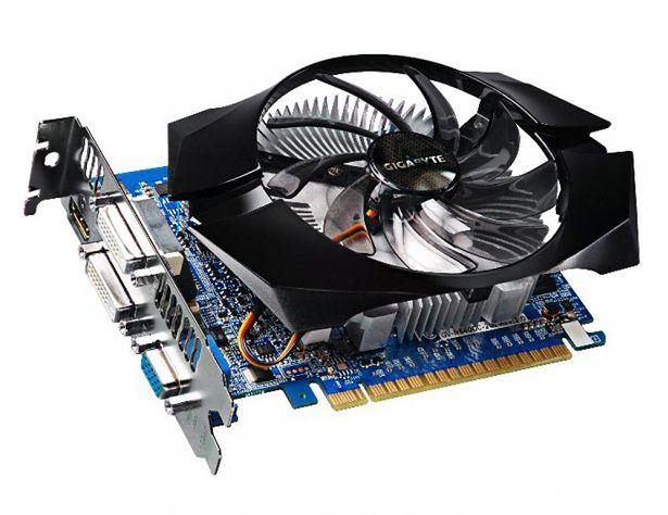 Gigabyte GeForce GT 640 (GV-N640OC-2GI)