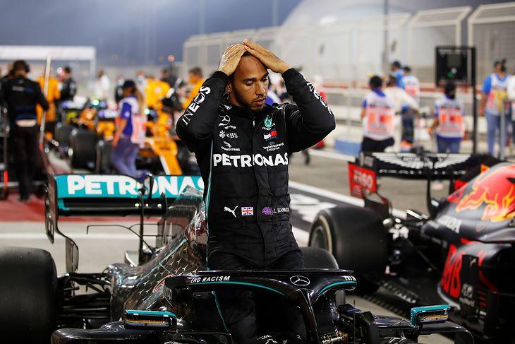 Lewis Hamilton kontra luksusowy producent zegarków