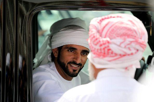 Książę Dubaju