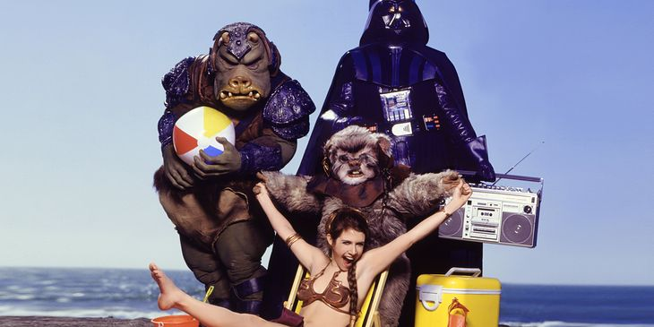 """George Lucas i saga """"Star Wars"""" zrobiły rewolucję dźwięku w kinie"""