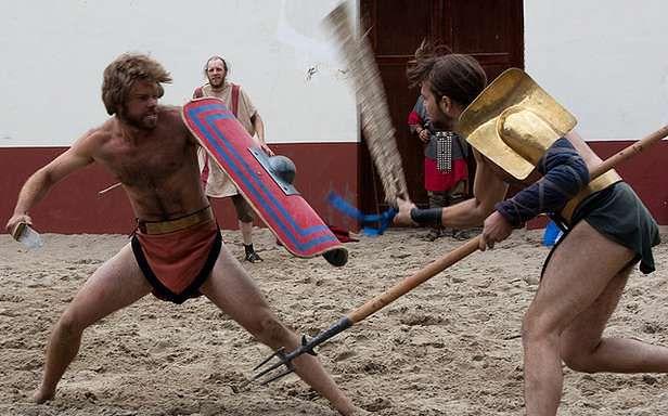 Kto wygra to starcie? (Fot. Flickr/hans s/Lic. CC by-nd)