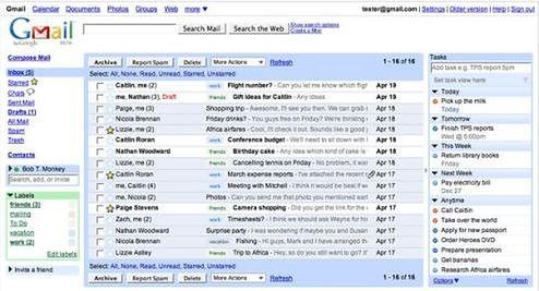 Importujemy Kontakty Z Outlook Express Do Gmaila