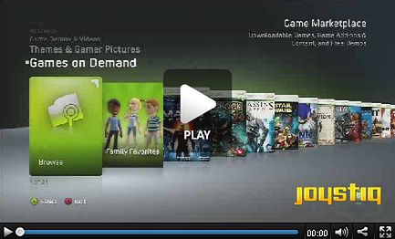View xbox 360 download queue