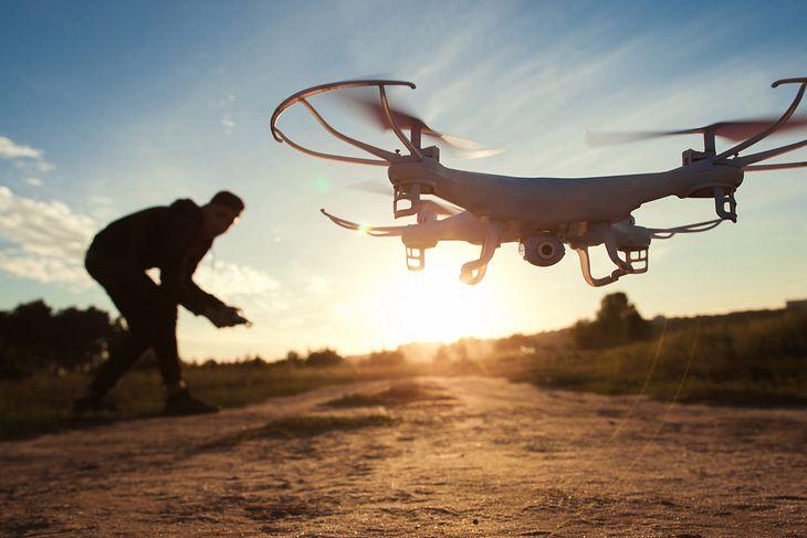 Drony to alternatywna forma rozrywki na świeżym powietrzu