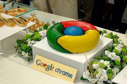 Nowa odsłona Google Chrome