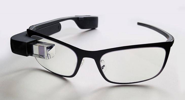 Stara wersja Google Glass