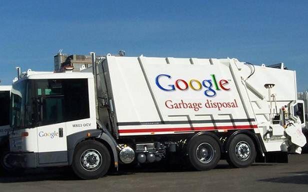 Google czyści Sieć ze śmieciowych treści (Fot. FreakingNews.com)