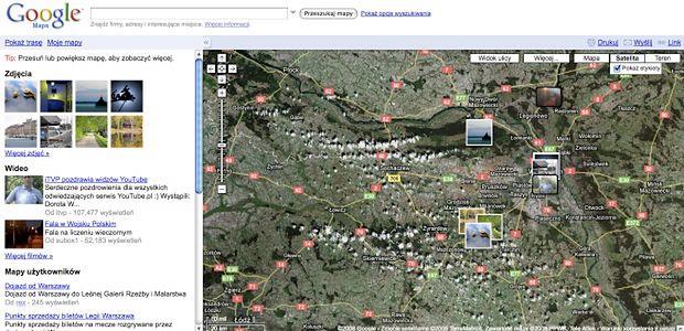 Google Zaoferuje Zdjecia Satelitarne W Lepszej Jakosci