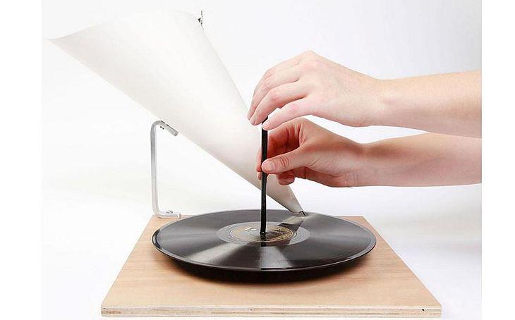 Darmowy gramofon (fot. designmadeingermany.de)