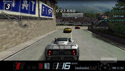 GT PSP