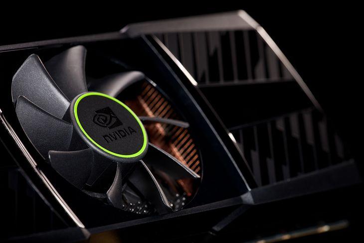 Nvidia GeForce GTX 590 (fot. Nvidia)