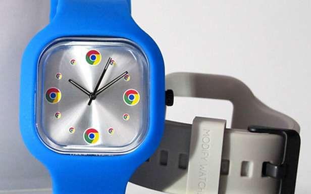 Zegarek Google'a (Fot. GoogleStore.com)