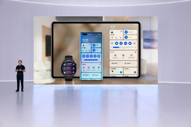 Nie tylko HarmonyOS. Oto, co pokazał Huawei