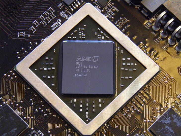 AMD Radeon HD 6990 (fot. AMD)