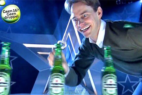 Reklama piwa Heineken (Fot. YouTube)