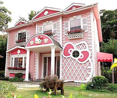 Najbardziej przesłodzony dom w mieście