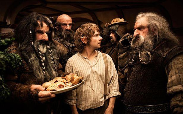 """Zdjęcie promocyjne """"Hobbita"""""""