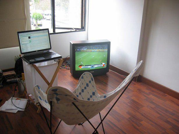 Home Office (fot. na lic. CC; Flickr.com/by Mr. Juninho)