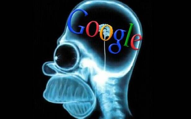 Google zamiast wspomnień? (Fot. Business Insider)