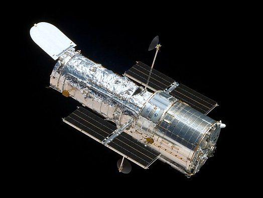 Teleskop Hubble'a (Fot. WikiCommons)