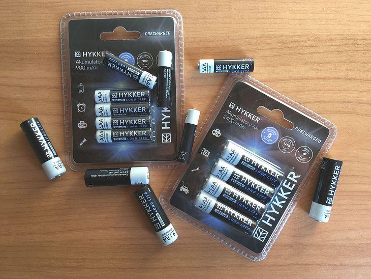Akumulatory Hykker