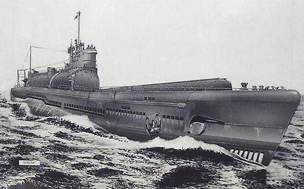 Podwodny lotniskowiec I-400 (Fot. Eereporter.Blogspot.com)