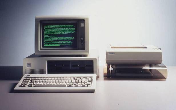 IBM PC (Fot. IBM.com)