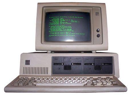 IBM PC 5150 - pierwszy pecet
