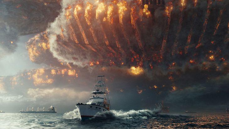 """Kadr z filmu """"Dzień niepodległości 2"""""""