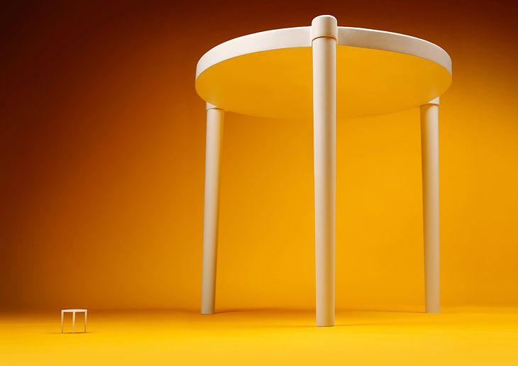 IKEA i Pizza Hut tworzą stół do pizzy