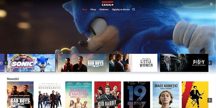 Canal+ otwiera wypożyczalnie VOD