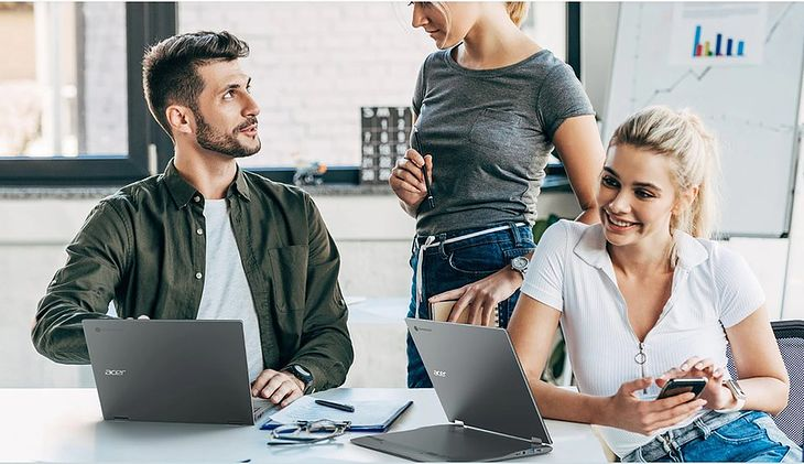Acer rozwiązał wór z nowościami