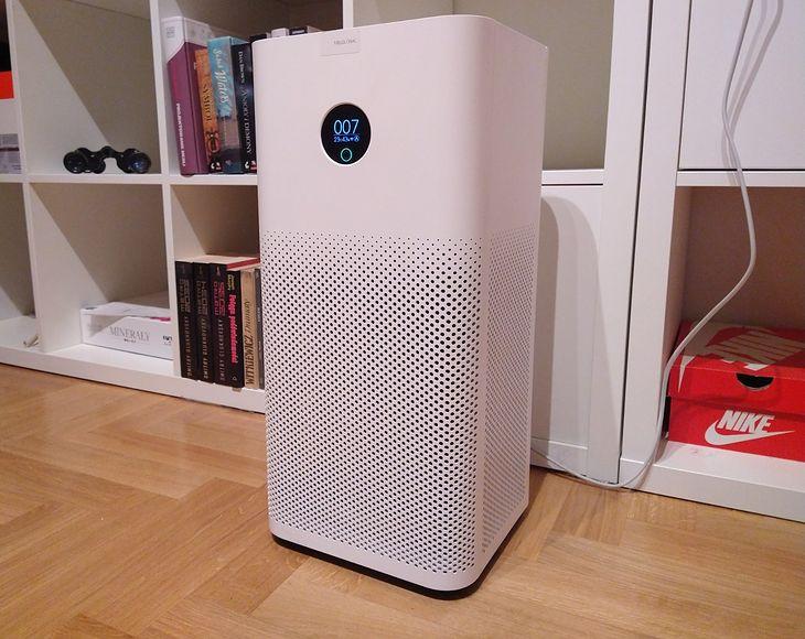 Xiaomi Mi Air Purifier 3H to zdecydowanie najprzyjemniejszy w obsłudze oczyszczacz powietrza, z jakim miałem do czynienia
