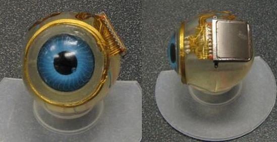 Implanty oczu