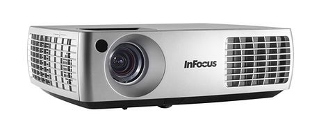 Nowe projektory InFocus