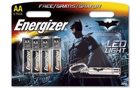 Batmanowe zestawy baterii...