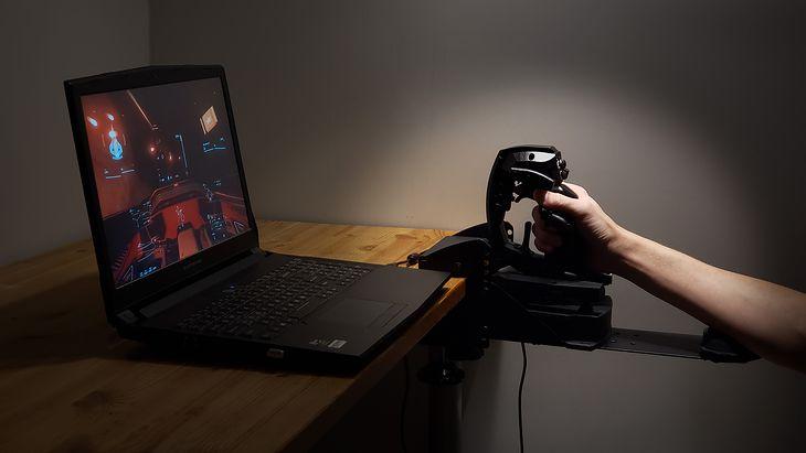 Joystick projektowany przez Sublight Dynamics może okazać się przełomowym urządzeniem