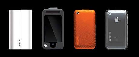 Futerały, obudowy i inne ddobrodziejstwa od Incase dla iPPhone 3G