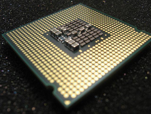 Procesor Intel Core (fot. na lic. CC; Flickr.com/by Miles B.)