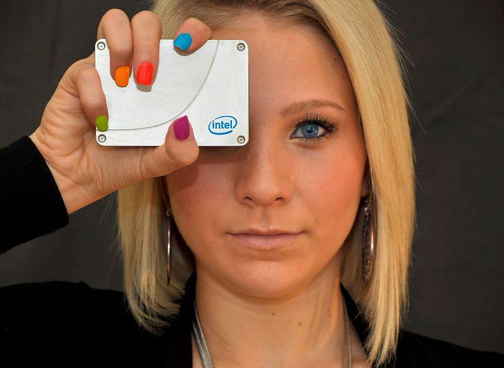 Intel SSD 520 (fot. Intel)