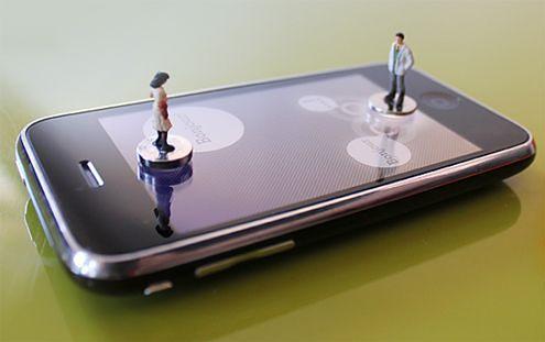iphone plansza