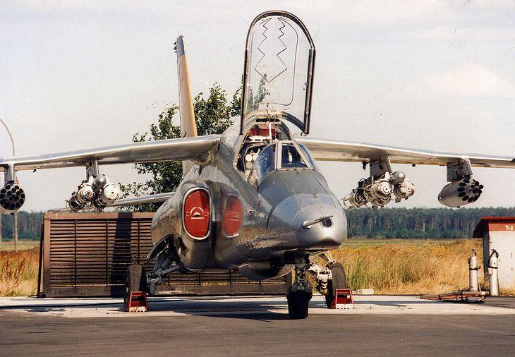 PZL I-22 Iryda - rozwój samolotu został zakończony po wyprodukowaniu krótkiej serii maszyn