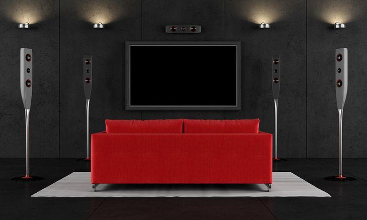 Bezprzewodowe kino domowe uchroni nas przed plątaniną kabli