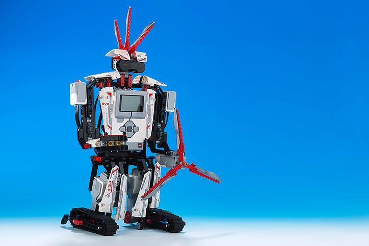 LEGO Mindstorms to świetny prezent, który zapewni rozwój naszego dziecka