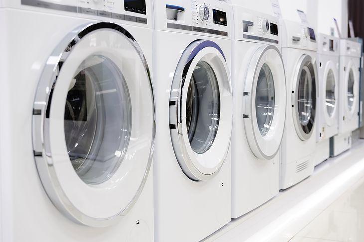 Płytkie pralki są idealnym rozwiązaniem dla małych przestrzeni