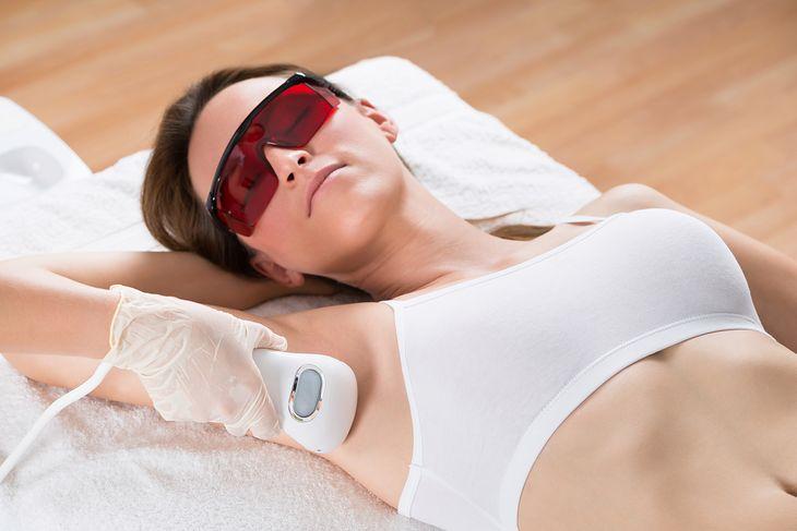 Profesjonalne depilatory można używać w domowym zaciszu