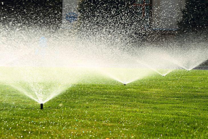 Zakup kilku stacjonarnych zraszaczy ogrodowych może rozwiązać na naszej działce problem z regularnym podlewaniem